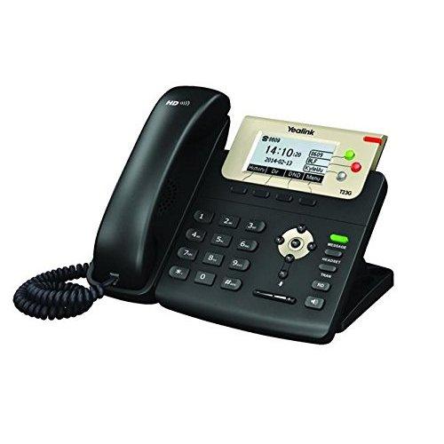IP phone Yealink SIP-T23G - VoIP solutions VoipShop