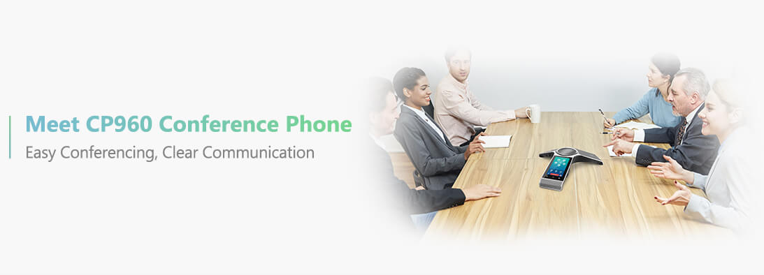 New Conference Ip Phone Yealink Cp960